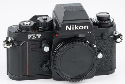 极新 尼康 F3钛 Nikon F3T 旗舰135单反胶片相机 黑机身 F3HP钛版