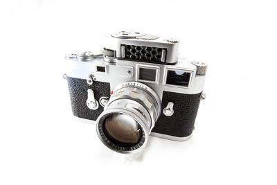 徕卡 Leica M3 单拨版 成色好