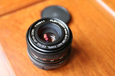 Carl Zeiss Jena Flektogon 35/2.4 M42口东德蔡司三剑客
