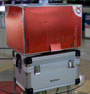 索尼 300 F2.8G