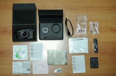 富士 X-Pro 1+18-55