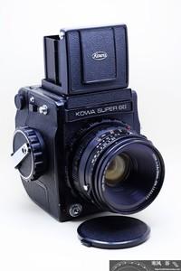 KOWA SUPER 66 中画幅胶卷相机