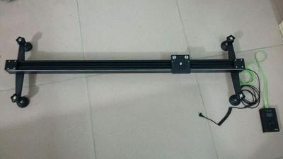 基本全新黑豹二代电控滑轨延时摄影电控轨道 5D2单反电动摄像轨道