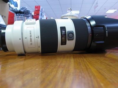 索尼 70-200mm f/2.8 G SSM   70-200 G   99新 成色完美