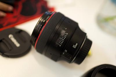 (低价求秒)佳能 EF 85mm f/1.2L II USM
