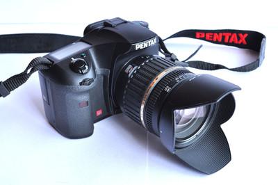 Pentax宾得 k20d + TAMRON腾龙  AF  17-50mm  f/2.8