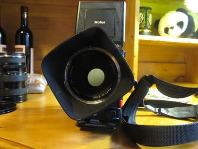 Rolleiflex 6006一机三头