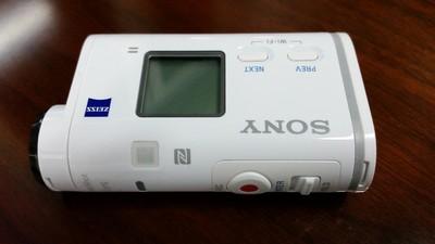 索尼 FDR-X1000V实时监控套装