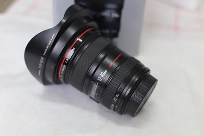 出个佳能 EF 17-40mm f/4L USM