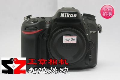 Nikon/尼康 D7100 单反机身 专业单反相机 成色不错
