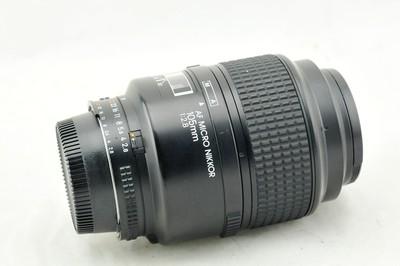 日行二手镜头 Nikon尼康AF 105 2.8 2.8D 老百微距 105mm 2.8D