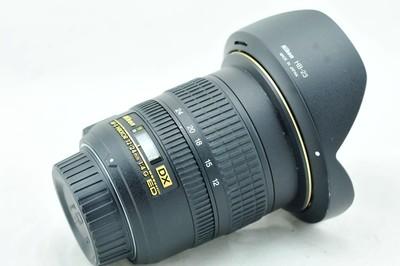 B02 99新尼康AF-S DX 12-24mm f/4G 12-24 F4二手广角变焦镜头