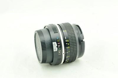 S11 尼康NIKON AI口 50 2 AUTO口 50mm F2 手动定焦人像镜头