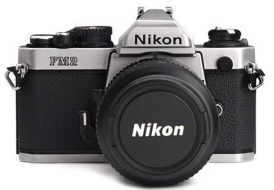 约95%新尼康/nikon FM2 (2代 日产 )