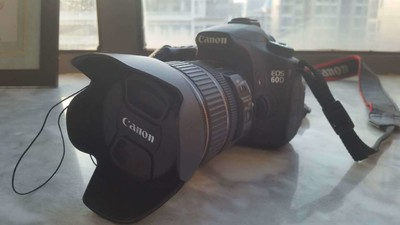 佳能 60D机身 17-85镜头 套机出售