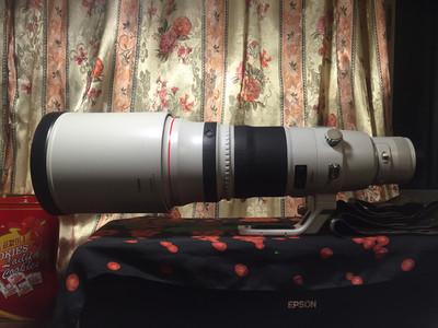 佳能 EF 500mm f/4L IS II USM 求购