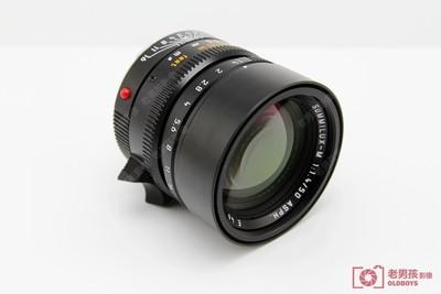 徕卡 SUMMILUX-SL 50 mm f/1.4 ASPH 全新柜台展示品