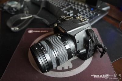 佳能350D+适马18-125镜头+旅行家佳能EOS 7D单反手柄