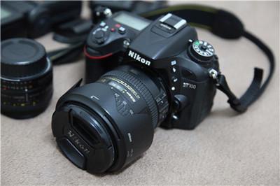 尼康 D7100 16-85mm 50mm 1.8D 自用