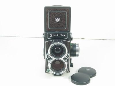 禄来双反 Rolleiflex  4.0 FW  广角机 极上品