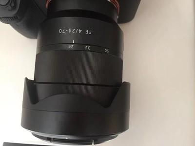 索尼A7M2带24-70镜头