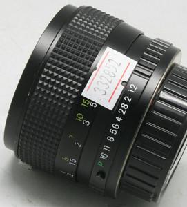 95新【Ricoh(理光)】55/1.2 P(P2852)