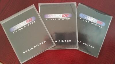 海泰100X120灰渐变镜三片0.3  0.6  0.9