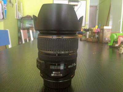 98新 自用 佳能 EF-S 17-85mm f/4-5.6 IS USM