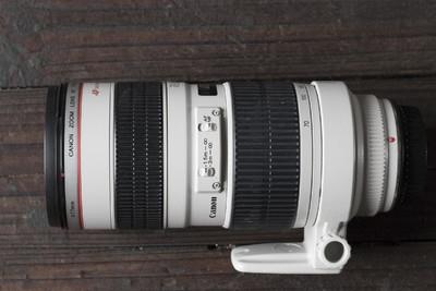 置换95新自用佳能 EF 70-200mm f/2.8L USM(小白)