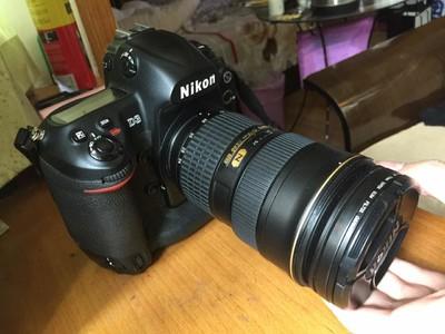 尼康 D3 以及2470镜头,个人用机,快门6万+成色新