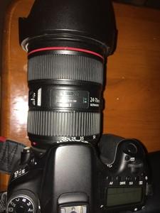 佳能 70D 配24-70 F2.8二代镜头