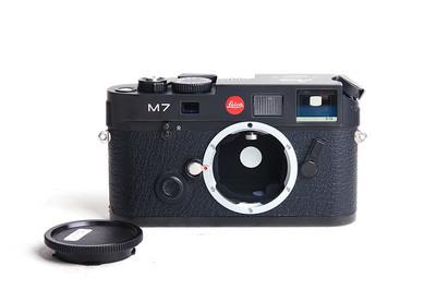 【日本刻字版】Leica/徕卡 M7黑0.72 294号后期MP取景器#jp17752