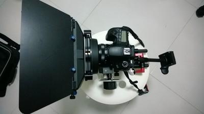 百诺DV30c 平衡系统/单反视频拍摄套件