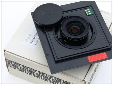 仙娜 DB 罗敦司德 55mm 4.5 数字镜头