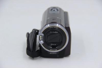 索尼 HDR-CX360E高清摄像机  95新 支持置换