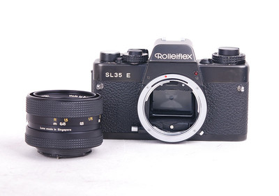 Rollei/禄来 SL35 E带 Planar 50/1.8 HFT套机 #jp18037
