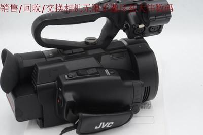 新到 98成新 JVC/杰伟世 GY-LS300CHEC 4K超高清摄像机 编号7751
