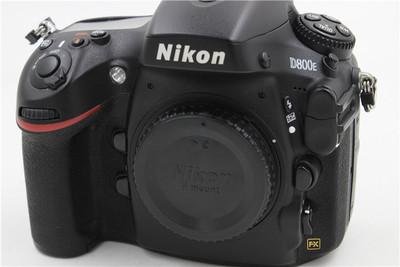 尼康 D800E二手全画幅高端单反相机98新D810D700 70-20024-120