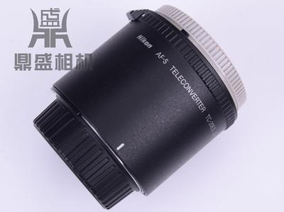 NIKON TC-20E II 尼康2X增倍镜 二代增距镜 成色不错 镜片完美