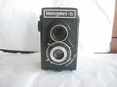 很新红梅120双反相机,收藏使用