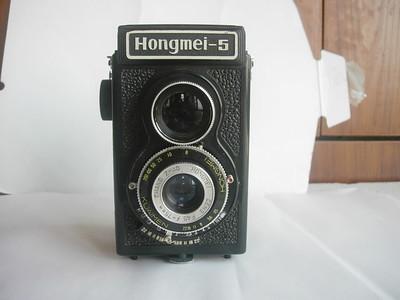 很新红梅120双反相机,收藏使用,送皮套
