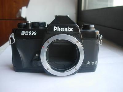 很新凤凰DC999单反相机
