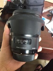 适马 24mm f/1.4 DG HSM 尼康卡口