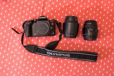 奥林巴斯 E-510 14-42 40-150双镜套装