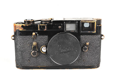 【珍品】Leica/徕卡M3 Black Paint 第一批亚光黑漆 #31304