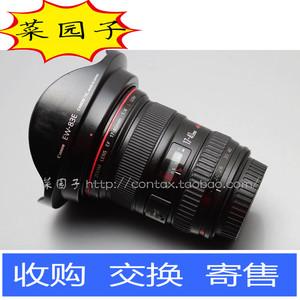 佳能 17-40 F4L 17-40mm/f4 L 广角 红圈