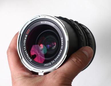 禄来 hy6,6008,6001系列用PQ50MM 广角镜头 送原厂UV