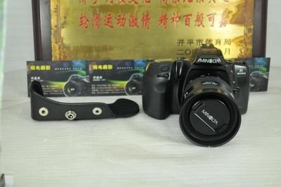 美能达 a303si 135胶片电子单反相机 套机有镜头