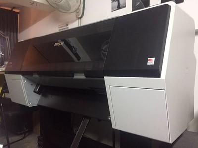 EPSON7910pro 专业微喷机 艺术品输出级打印机