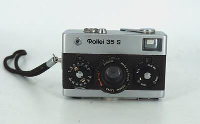 禄来ROLLEI 35 S 旁轴相机